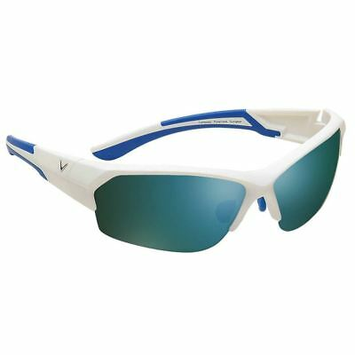 Callaway 2018 Mens Raptor Mirrored Full Protection Golf Performance Sunglasses