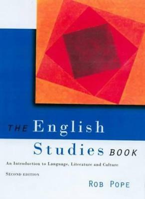 The English Studies Book: An Introduction to Language, Literature and Culture,R