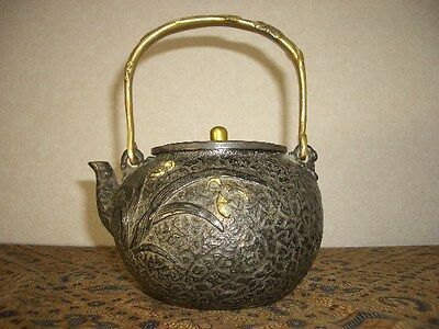Tetsubin Iron Tea kettle (33)