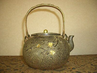 Tetsubin Iron Tea kettle (140)