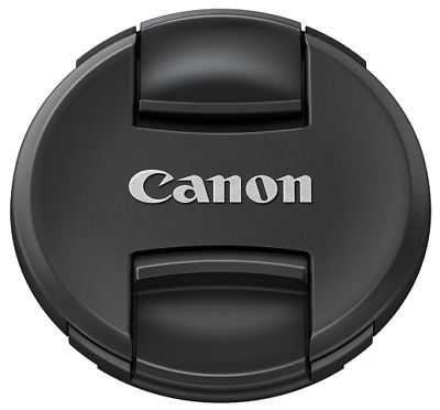 Canon Genuine 82mm New Pinch Style Lens Cap E-82II