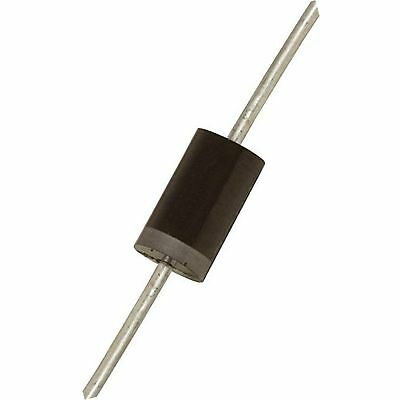Set of 10 Diode 1N5349B Diode Zener 12V 5W AXIAL