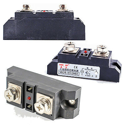 DC-AC Solid State Relay Industrial SSR 60A 80A 100A 120A 150A 200A 300A 400A