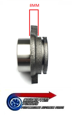Genuine Nissan 8mm Clutch Release Bearing Sleeve - For Various Nissan Models