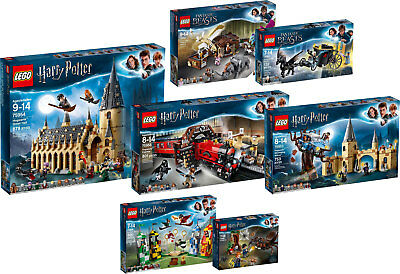 LEGO Harry Potter Fantastic Beasts 75956 75955 75954 75953 75950 75952 N10/18