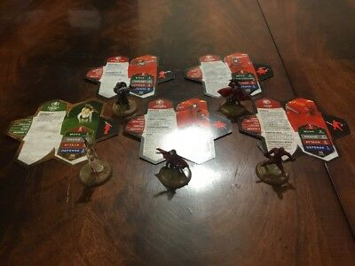Heroscape Heroes Of Elswin Wave 7 Fields Of Valor Complete Expansion Set