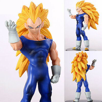 Dragon Ball Z Dbz Super Saiyan Vegeta Action Figur Anime Manga Spielzeug 13cm