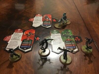 Heroscape Champions Of Renown Wave 10 Vakrill's Gambit Complete Expansion Set