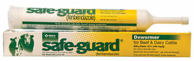 290 g Safe-guard Dewormer for beef and dairy cattle