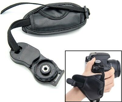 Leather DSLR Hand Grip