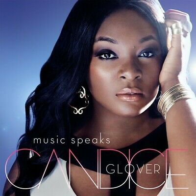 Music Speaks by Candice Glover (CD, Feb-2014, 19) NEW