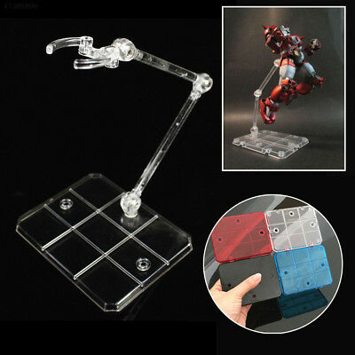 EB59 1DED Action Support Type Model Stand Bracket base for Play Figure Kids Toys