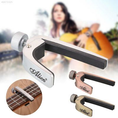 F852 Clamp Key Folk Acoustic Guitar Capo For Alice A007J Accessories Creative