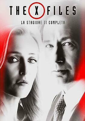 X Files - Stagione 11 (3 Dvd) - Rob Bowman,chr...