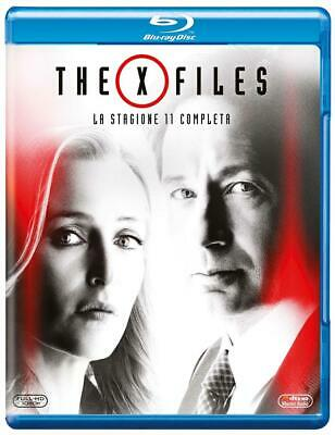 X Files Stagione 11 (3 Blu-Ray) - Movie