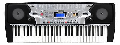 Digital 54 Tasten Keyboard E-Piano Klavier 100 Sounds & Rhythmen Lernfunktion