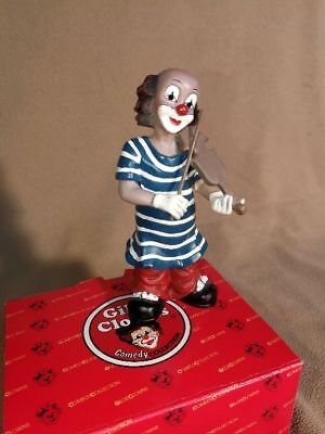 Gilde Clowns Club Comedy Collection 12 cm Figur Clown