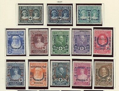 Spain  Scott #b19/31  Mint No Gum Or Hinged  Original Gum--Scott $162.00