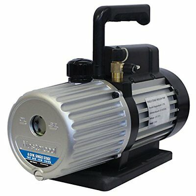 Mastercool 6 CFM Single Stage Vacuum Pump (MSC-90066-B)