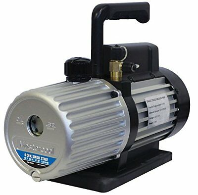 Mastercool 6 CFM Single Stage Vacuum Pump - Spark Free (MSC-90066-B-SF)