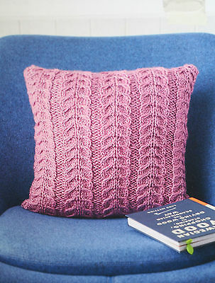 Liquorice Allsorts Cushion Knitting Pattern 285 Picclick Uk