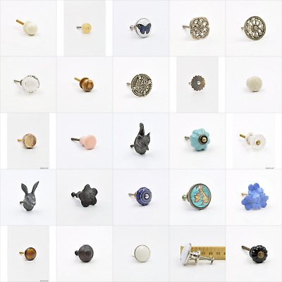 Tiny, Small & Little Size Knob, Pull, Handle, for Cupboards, Doors, Cabinets, Dr