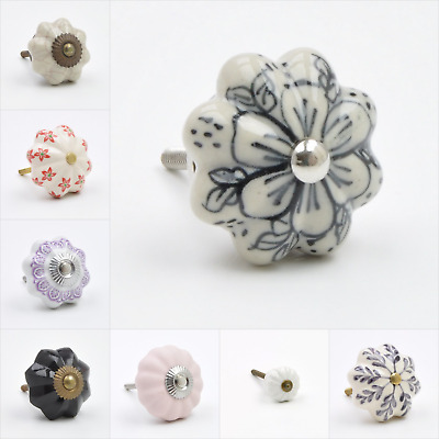Melon Star Shape Shaped Knob, Pull, Handle, for Cupboards, Doors, Cabinets, Draw