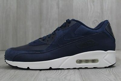 NEW Nike Air Max 90 Ultra 2.0 Leather LTR 924447 003 Men