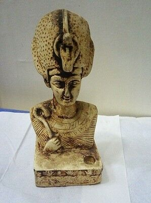 RARE ANCIENT EGYPTIAN ANTIQUE RAMSES II Statue Ancient Antique 1217-1255 BC