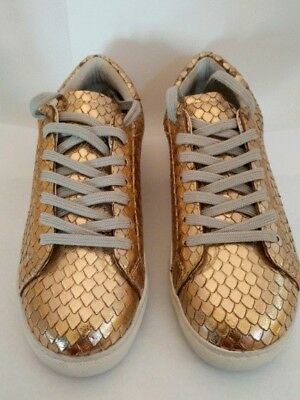 2d02da89207 New Steven by Steve Madden Peyton Rose Gold Sneakers 6.5 M