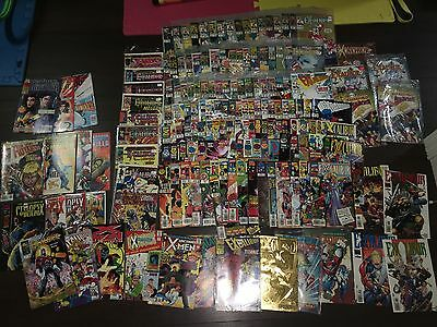 Excalibur 1-125 Annuals Specials Graphic Novels Marvel Comics Presents Full Set!