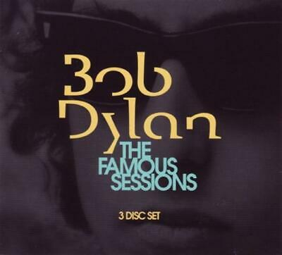Bob Dylan - The Famous Sessions (3 Cd)