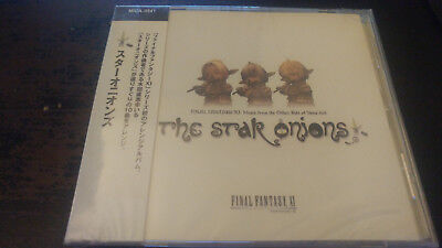 FINAL FANTASY XI  Music from the Other Side of Vana'diel THE STAR Onions CD