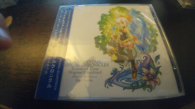 Final Fantasy Crystal Chronicles: Echoes of Time CD MIya Records