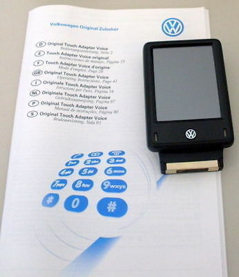 VW Touch Adapter Voice 3C0051435TB / 3C0 051 435 TB Top Zustand !!