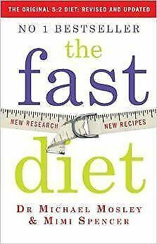 The Fast Diet (The Original 5:2 Diet) by Michael Mosley Book NEW & Free Post AU