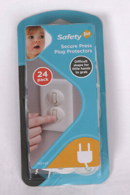 #A6 Safety 1st Secure Press Plug Protectors - 24 count NEW