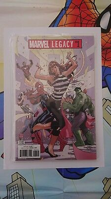 Marvel Legacy #1 Party Variant 1St Print New Bagged And Boarded.