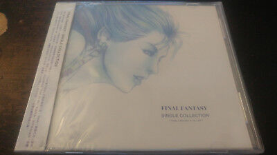 FINAL FANTASY / SINGLE COLLECTION MIYA Records CD