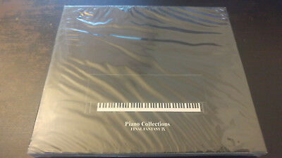 FINAL FANTASY IX PIANO COLLECTIONS CD MIYA Records