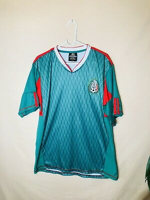 06c890b7f MEXICO INTERNATIONAL ADIDAS Futbol Soccer Jersey Brian on back size ...