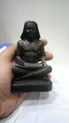 SCRIBE ANCIENT EGYPTIAN ANTIQUE Scribe Old kingdom 2150-2075 BC