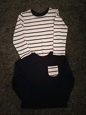 *BNWT* 2 Baby Boys Long Sleeved Tops Age 24-36 Month's