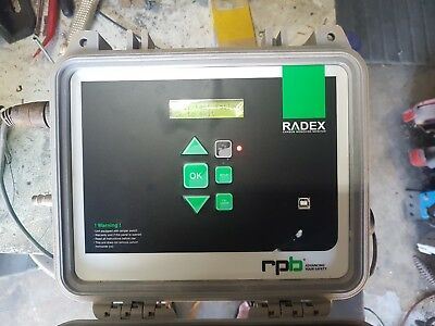 Radex Carbon Monoxide Monitor