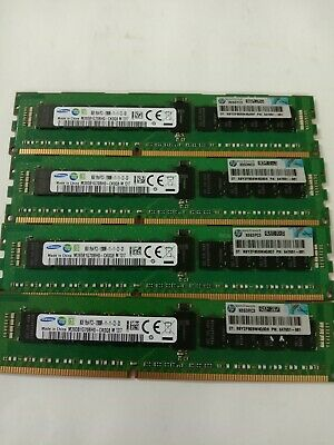 HP 64GB 8 X 8GB 1RX4 PC3-12800R HP 647651-081 Server MEMORY HYNIX BRAND