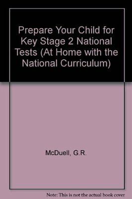 KS2 National Tests Science (At Home with the National Curriculum),G.R. McDuell