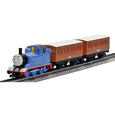 Tomix 93810 Thomas Tank Engine & Friends Thomas 3 Cars Set N Scale w/Track No.