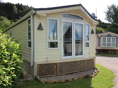 Willerby Vogue Static Caravan 42 x 13 sited near Carnforth