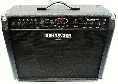 "Behringer Lx1-112 V-Ampire Virtual Application Guitar Amp 12"" Jensen Design Sub"