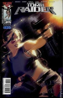 Tomb Raider #32A 2003 VF Stock Image